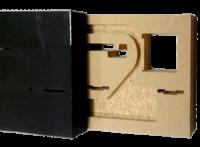 Lests usinés pour PLV carton apportant la stabilité à vos présentoirs.