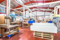 Notre atelier de sous-traitance spécialisé dans l'usinage industriel.